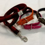 Harris Tweed dog leads & collars