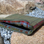 Tweed Ipad cover